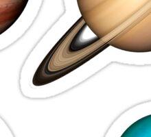 Space Stickers - Set 5 Sticker