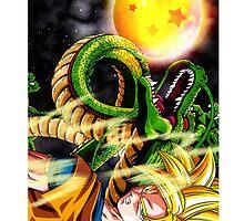 Goku Dragon Ball Z by Dardan