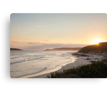 Esperance Sunset - Great Ocean Drive Canvas Print