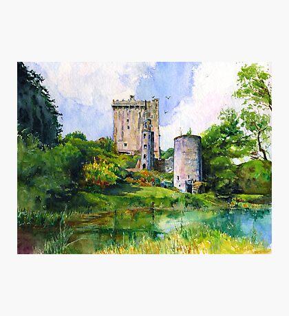 Blarney Castle Ireland Photographic Print