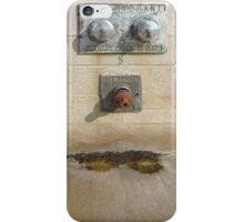 Abstract - Face - Just goofing off iPhone Case/Skin