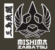 MISHIMA ZAIBATSU by Groatsworth
