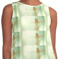 Taylor swift cover girl photo shoot Contrast Tank