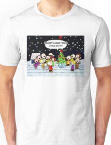 CHARLIE BROWN CHRISTMAS 12 Unisex T-Shirt