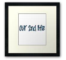 3 O2L Framed Print