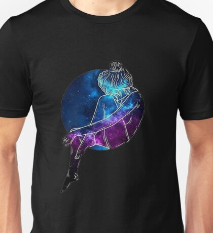 dreams about space Unisex T-Shirt
