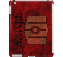 thief 4 city watch iPad Case/Skin