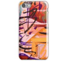 rural sounds......a kind of natural language iPhone Case/Skin