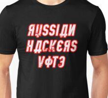 Russian Hackers Vote 2.0 Unisex T-Shirt