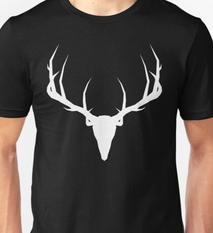 Spiky Antlers Unisex T-Shirt