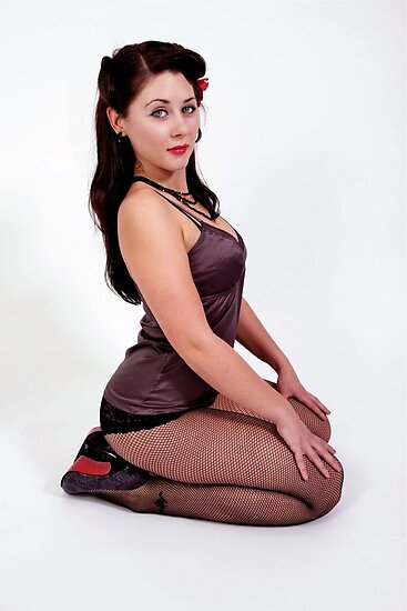 Pinup Pose by Rob Emery