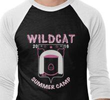 Wildcat Summer Camp - IamWildcat Inspired  Men's Baseball ¾ T-Shirt