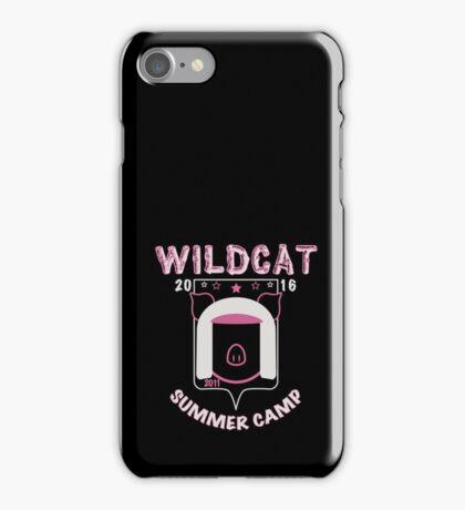 Wildcat Summer Camp - IamWildcat Inspired  iPhone Case/Skin