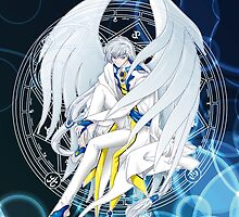 Yue - Card Captor Sakura by alphavirginis