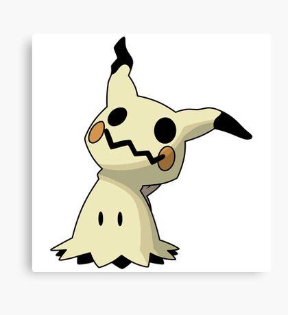Pokemon - Mimikyu Canvas Print