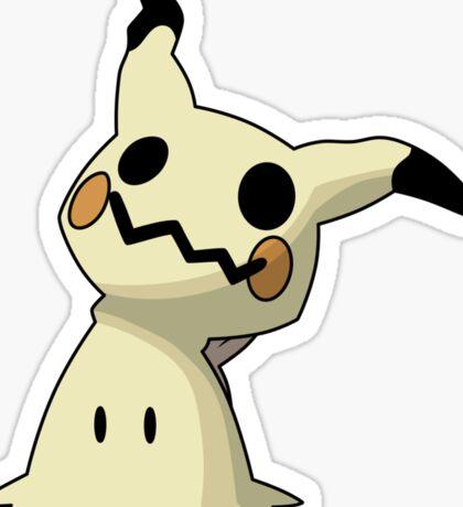Pokemon - Mimikyu Sticker