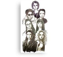 ORPHAN BLACK Canvas Print