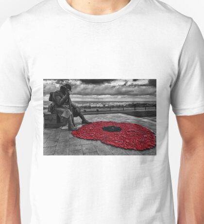 Tommy Remembering Unisex T-Shirt