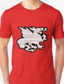 Daenerys Targaryen Dragon  Unisex T-Shirt