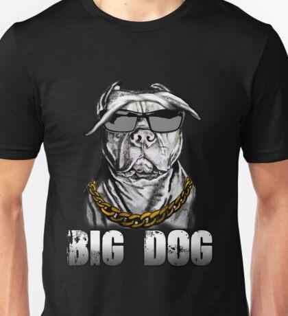 Big dog- Pit bull Unisex T-Shirt