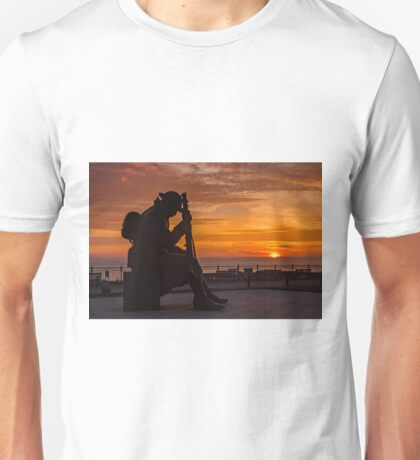 Tommy At Sunrise Unisex T-Shirt
