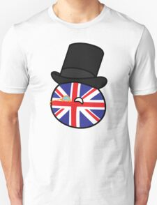 Polandball - Great Britain Big T-Shirt
