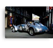 1950 Allard J2 X Special Roadster Canvas Print