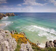 Cornwall - Atlantic Paradise by Angie Latham