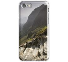 Snowdonia - Snowdon Summit iPhone Case/Skin