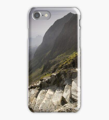 Snowdonia - Snowdon Summit iPhone Case/Skin