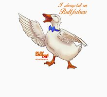 A DAY AT THE DUCK RACES Unisex T-Shirt
