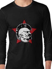 Lenin Punk Long Sleeve T-Shirt