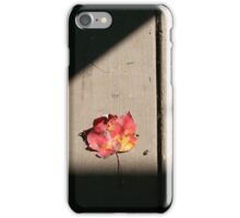 Reaching for Another Season II iPhone Case/Skin