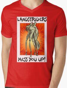 I just don't trust 'em! Mens V-Neck T-Shirt