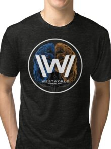 Westworld  Bicameral Mind  Tri-blend T-Shirt