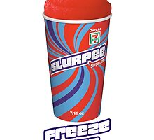 Heathers - JD Freeze Your Brain Slurpee by GoodbyeMrChris