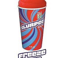 Heathers - JD Freeze Your Brain Slurpee by GoodbyeMrChris