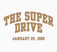 The Super Drive Kids Clothes