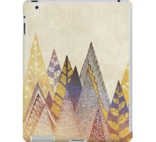 Highpoint iPad Case/Skin