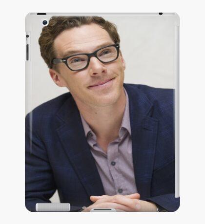 Benedict Cumberbatch 7 iPad Case/Skin