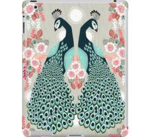 Peacocks by Andrea Lauren  iPad Case/Skin
