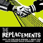 The Replacements Forest Hills show by Justin Russell