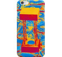 Pop Art Of Hour Glass On American Money iPhone Case/Skin