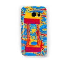 Pop Art Of Hour Glass On American Money Samsung Galaxy Case/Skin