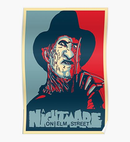 A Nightmare On Elm Street Hope Poster Poster