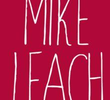 mike leach washington state cougars wsu coach leach  Sticker