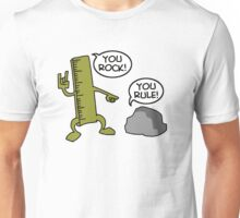 you rock you rule  Unisex T-Shirt
