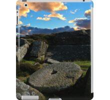Curbar edge iPad Case/Skin