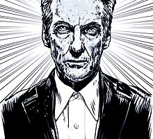 The Twelfth Doctor : Peter Capaldi is Doctor Who by heavyvoodoo