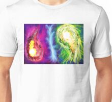 Multicolored Layers III Unisex T-Shirt
